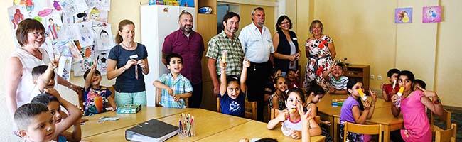 """""""Casa Copiilor"""": Ein erfolgreiches Kinderhaus als Spiel- und Lernort für Zuwanderer-Kinder aus Südosteuropa"""
