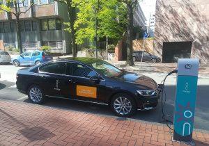 Ohne Digitalisierung nicht vorstellbar: Elektromobilität