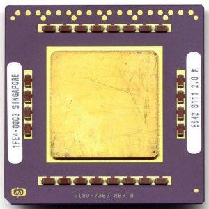 Mikroprozessor, in die Jahre gekommen. Quelle: Wiki