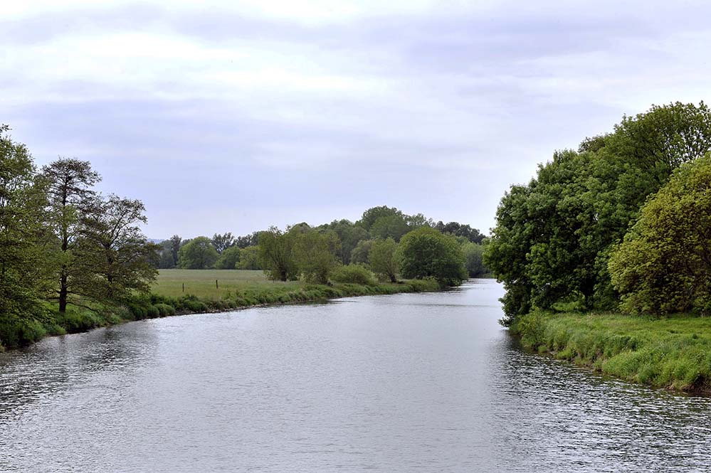 Die Ruhr ist die Grundlage der Trinkwasserversorgung nicht nur in Dortmund. Foto: DEW21