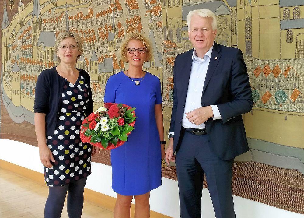 Einführung Jugendamtsleiterin Dr. Annette Frenzke-Kulbach