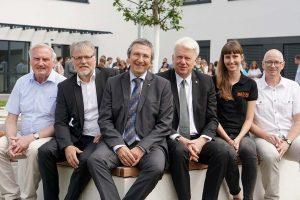 Die Verantwortlichen freuen sich, den Wissenschaftsstandort Dortmund weiter ausbauen zu können.