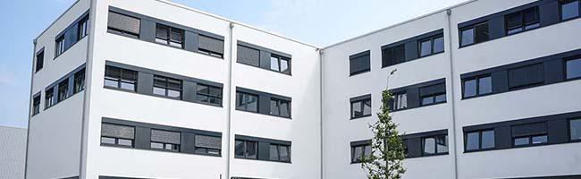 FH Dortmund weiht Neubau auf Campus ein: Raum für Forschung und Austausch und Angebote für studierende Eltern