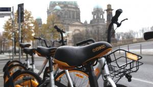 Noch ist unklar, das Unternehmen oBike überhaupt noch nach Dortmund kommt. Konkurrent OFO zeiht sich ganz aus Europa zurück. Foto: oBike