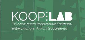 """Logo des Projektes """"KoopLab""""."""