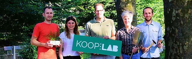 """Projekt """"KoopLab"""" in Dortmund bietet den BewohnerInnen der Nordstadt die Chance, ihr Quartier kreativ mitzugestalten"""