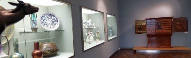 Neue Jugendstil-Ausstellung des Dortmunder MKK kommt in die Stadt: Eine Kunstrichtung/Epoche wird vor Ort gezeigt