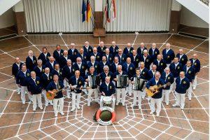 Der Shanty-Chor-Dortmund ist wieder mit dabei. Foto: Stephan Schuetze