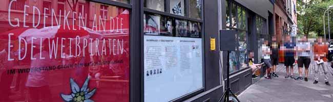 Gedenken an Edelweißpiraten: Musikalische, literarische und künstlerische Erinnerung an Widerstand in der Nordstadt