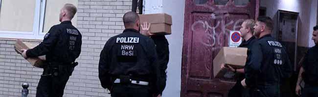 """Cybercrime-Razzia des LKA beim Wissenschaftsladen in der Nordstadt – Beamte durchsuchten den """"Langen August"""""""