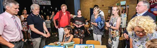 """""""Wir bewegen Zukunft"""": Ambitioniertes IT-Projekt an vier Grundschulen in Dortmund begeistert die SchülerInnen"""