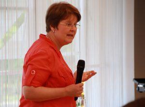 Professor Dr. Adelheid Puttler, RUB, Lehrstuhl für Öffentliches Recht