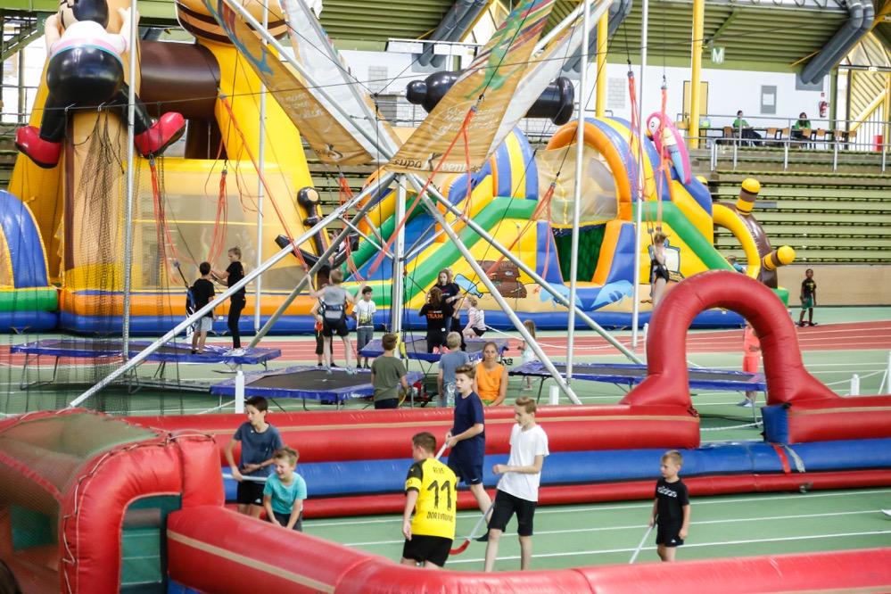 Startschuss Für Die 48 Kinder Ferien Party In Dortmund