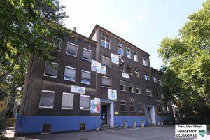 Die Lessingschule - bisher in der Gneisenaustraße - wird am Sunderweg neu gebaut.