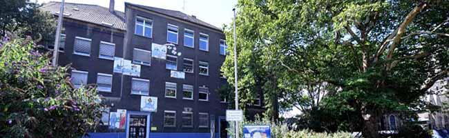 Neubau der Lessing-Grundschule am Sunderweg rückt näher – erste Arbeiten im Hafenquartier haben begonnen