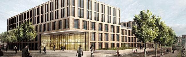 Studentisches Wohnen am Dortmunder U: Privater Betreiber investiert mehr als 50 Millionen Euro in Micro-Apartments
