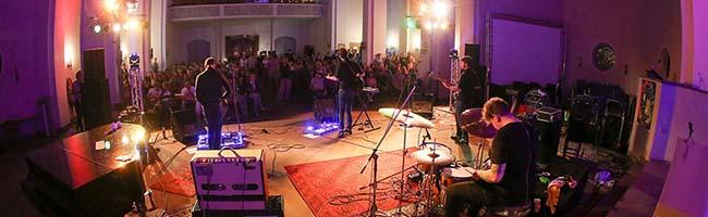 Paulus-Kulturkirche erhält Spende über 10.000 Euro für neue Licht- und Soundanlage von der Sparkasse Dortmund