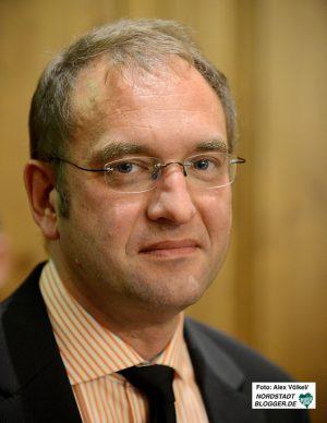CDU-Ratsmitglied Sascha Mader möchte neuer Baudezernent in Dortmund werden.