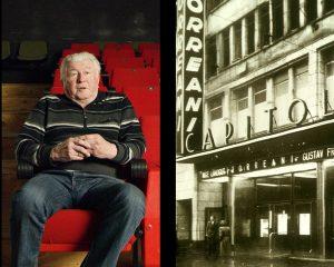 Der ehemalige Filmvorführer Dieter Burgmann berichtet von seiner beruflichen Vergangenheit und den Entwicklungen der Dortmunder Kinos.