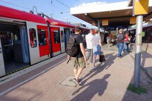 Ein weiteres Ziel des VCD ist es, den Bahnverkehr für KundInnen attraktiver zu gestalten.