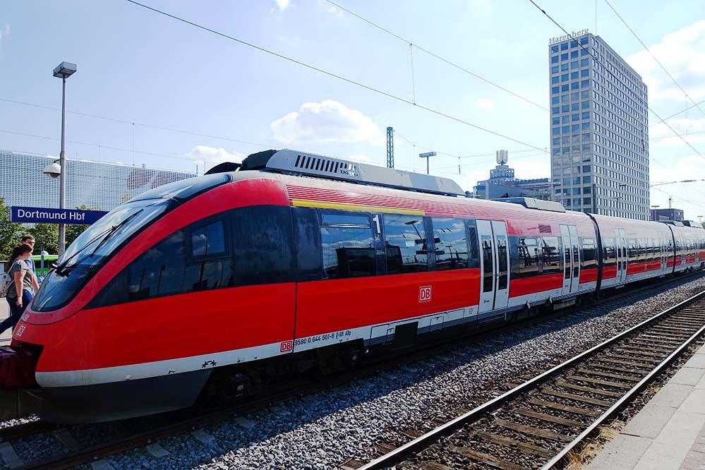 Durch das Bahnkonzept des Verkehrsclubs Deutschland können sowohl Nah- als auch Fernverkehrskapazitäten in Dortmund optimiert werden. Fotos: S. Fijneman