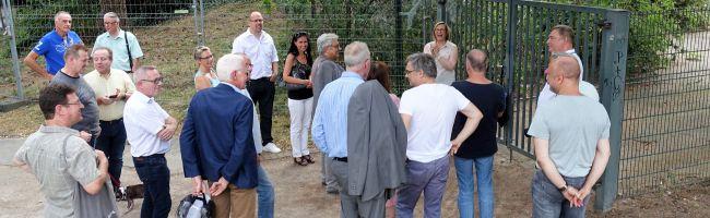 Eine große Kultur-Grünfläche – CDU-Fraktion im Stadtrat informiert sich über Arbeiten und Pläne im Westfalenpark