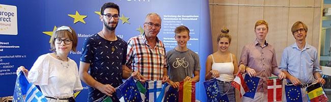 """Freiwilligendienst: """"Urlaub"""" ganz im Sinne der europäischer Idee – Auslandsgesellschaft entsendet erneut Jugendliche"""