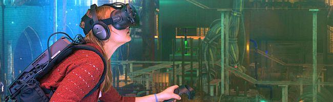 """""""Live Escape Games"""": Exit Adventures präsentiert sich in Dortmund – wahlweise wie bei Muttern oder im Cyberspace"""