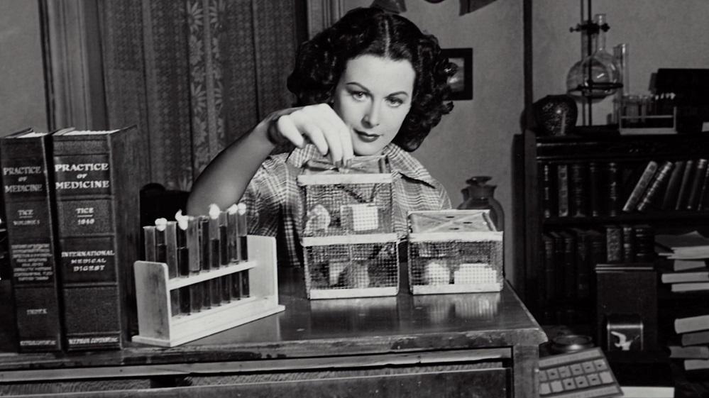 Geniale Göttin - Hedy Lamarr im Labor - The Everette Collection