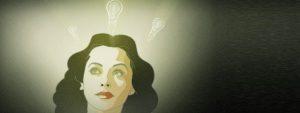 Geniale Göttin - Hedy_lightbulb - Hedy Lamarrs Erfindung gilt als Grundlage aller kabellosen Kommunikation