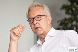 Polizeipräsident Gregor Lange. Foto: Leopold Achilles