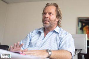 Der Leiter des Staatsschutzes, Karsten Plenker. Foto: Leopold Achilles