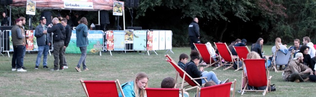 FOTOSTRECKE: Musik und Spaß beim Hoeschpark Open Air