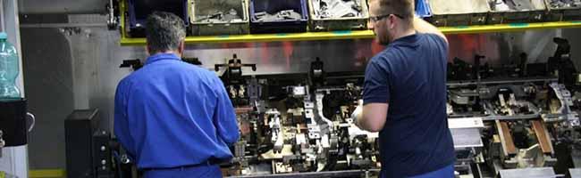 Unternehmen in der Metall- und Elektroindustrie befragt: Wirtschaftliche Lage robust wie seit Jahren nicht mehr
