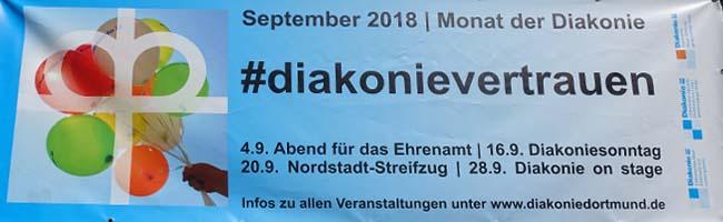 """""""Monat der Diakonie"""" als Generalprobe für den Evangelischen Kirchentag: Vertrauen ist die Basis nachhaltig sozialer Arbeit"""