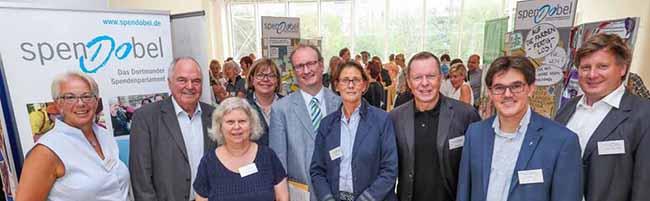 """Beinahe 100.000 Euro für soziale Vorhaben in Dortmund: Spendenparlament """"Spendobel"""" wählte neue Projekte aus"""