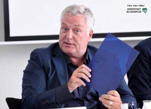 """Der Holländer Gerben van Straaten ist Geschäftsführer des Phoenix-West-Investors """"World of Walas""""."""