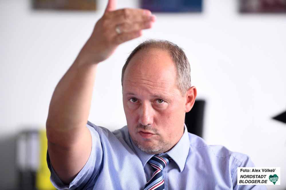 Christian Uhr ist neuer Personalchef der Stadt Dortmund - und der Ansprechpartner für rund 11.000 Beschäftigte.