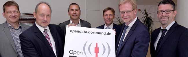 """""""Open Data"""" in Dortmund – anschauliche Informationen der Stadterwaltung für alle BürgerInnen im Internet freigegeben"""
