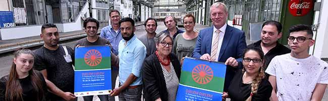 Roma-Kulturfestival Djelem Djelem in Dortmund: Marianne Rosenberg als Schirmherrin – 35 Organisationen beteiligt