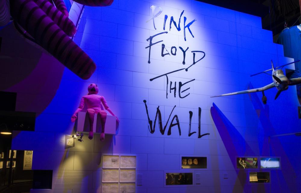 """The Pink Floyd Exhibition: Their Mortal Remains"" ist ab dem 15. September ins Dortmunder ""U"". Fotos: Veranstalter"