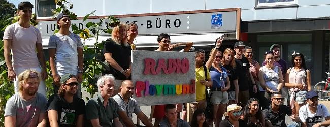 """""""RADIO PLOVMUND"""" – Jugendliche aus Plovdiv in Bulgarien treffen Gleichaltrige in Dortmund zum Träumen und mehr"""
