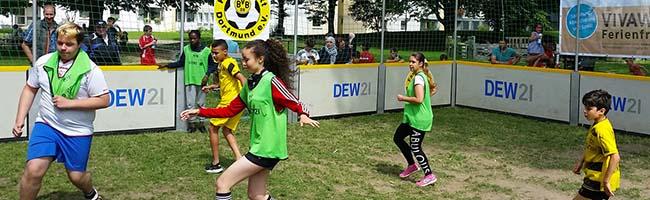 Street-Soccer-Nord-Cup 2018: Im August kämpfen die fußballbegeisterten Kids der Nordstadt um den Titel