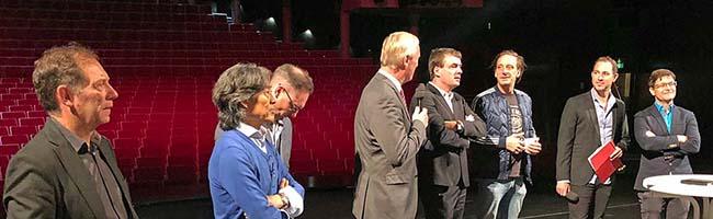 Start in die neue Spielzeit am Theater Dortmund – 70 neue MitarbeiterInnen wurden herzlich auf der Bühne begrüßt