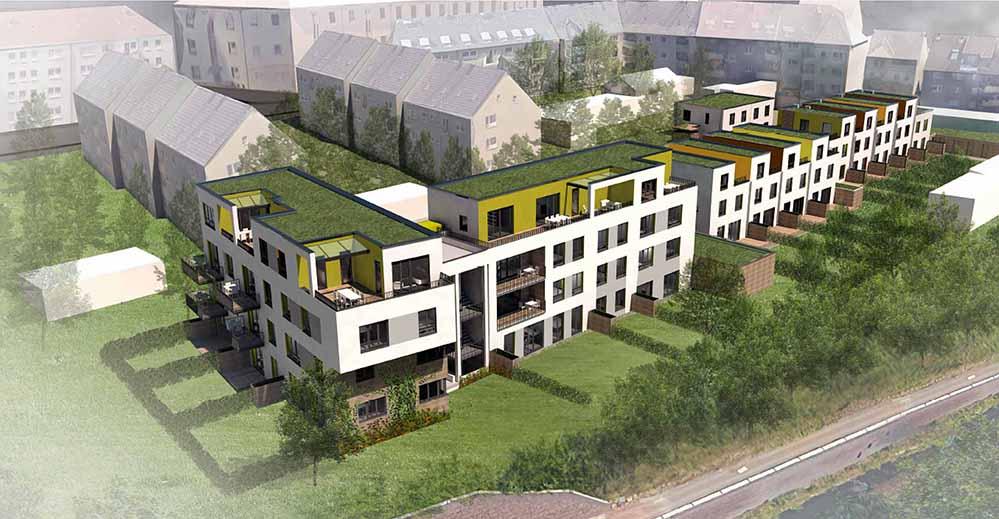 Wir Auf Der Kluse Das Wohnprojekt In Dortmund Horde Will Eine