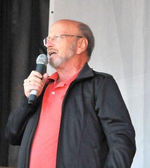 Bodo Weirauch: Widerstand braucht eine breite Basis.