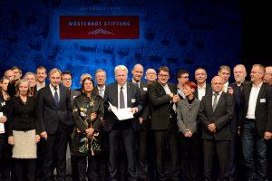 Großer Bahnhof bei der Städtebaupreis-Verleihung in Mainz. Fotos (2): Stadt Dortmund