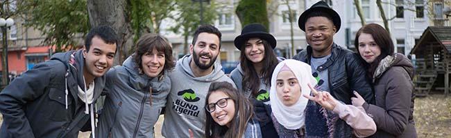 Junge Flüchtlinge in Dortmund – Mit Workshops und Aktionen werden in der Nordstadt Brücken statt Mauern gebaut