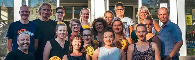 Der SV Westfalen Dortmund gründet Damen-Wasserballteam: Zum ersten Mal seit den 80ern sind Frauen am Ball