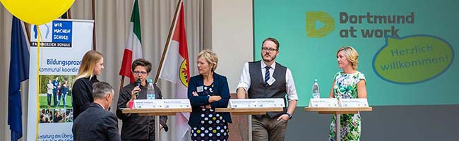 Regionales Bildungsbüro: 15 Jahre Zusammenarbeit bei den Bildungs-, Erziehungs- und Beratungssystemen